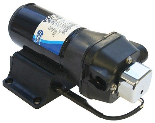 Jabsco Constant Flow pressure-controlled pump 4.1bar 24V