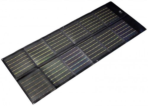 Solarmodul 75Wp, flexible and foldable